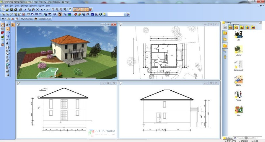 Chief Architect Home Designer Professional 2019 v20.3 Free Download