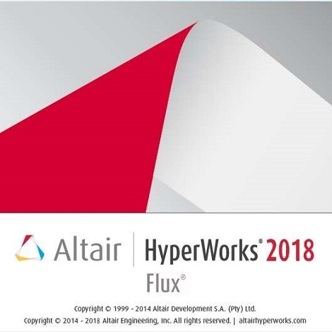 Download Altair Flux 2018