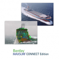Download Bentley MAXSURF CONNECT Edition 21.1