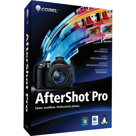 Download Corel AfterShot Pro v3.5