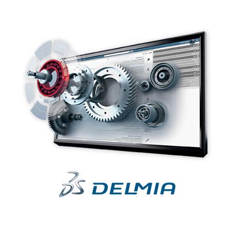 Download DS Delmia V5-6R 2017 SP6 Free