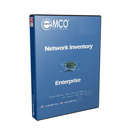 Download EMCO Network Inventory Enterprise 5.8