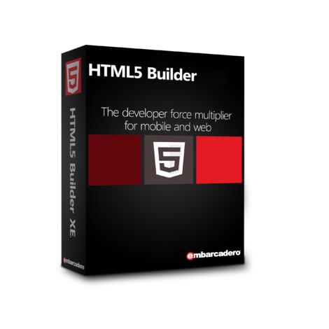 Download Embarcadero HTML5 Builder 5.0
