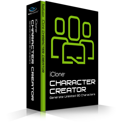 Download Reallusion iClone Character Creator 3.0