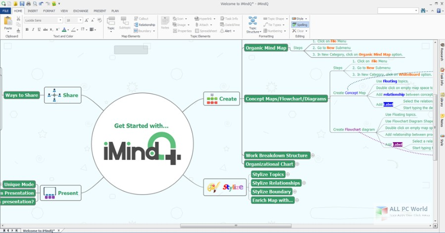iMindQ Corporate 8.2 Free Download