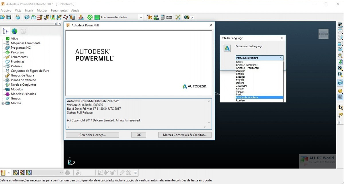 Autodesk PowerMill Ultimate 2017 SP6 Free Download - ALL PC World