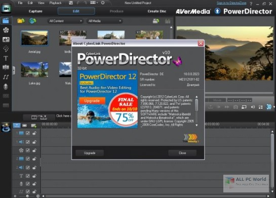 CyberLink PhotoDirector Ultra 10.0 Free Download