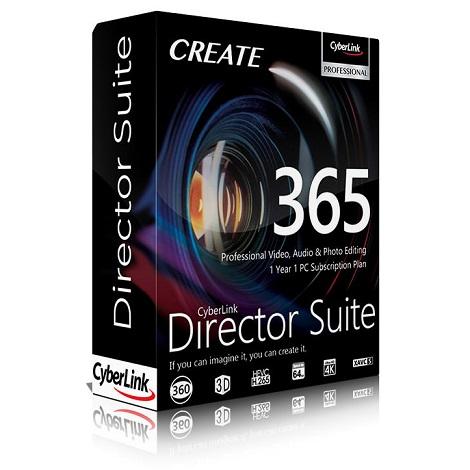 Download CyberLink Director Suite 7.0