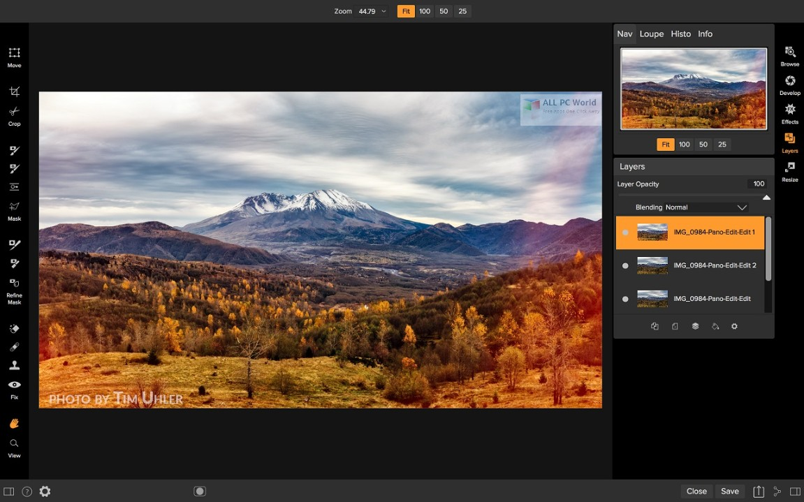 ON1 Photo RAW 2019 v13.0 Free Download
