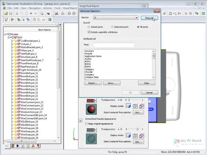 Siemens PLM TeamCenter 9 1 Free Download - ALL PC World