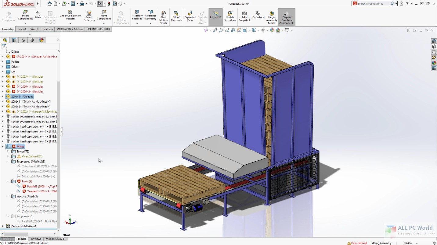 SolidWorks Premium 2019 Free Download - ALL PC World