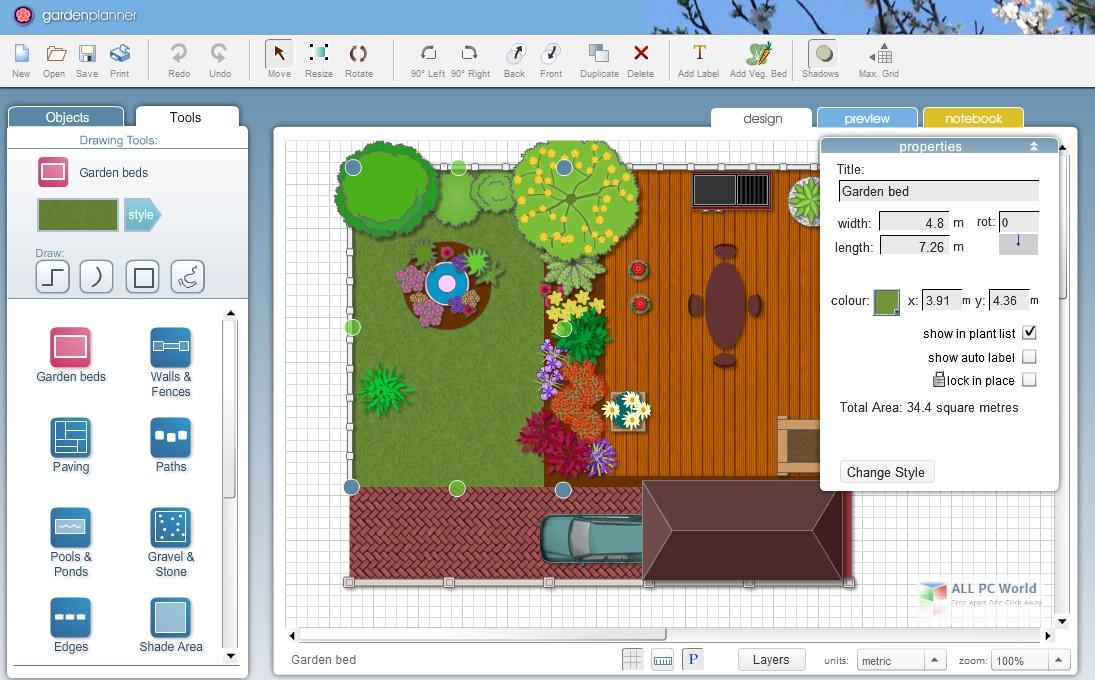 Artifact Interactive Garden Planner 3.7 Free Download ...