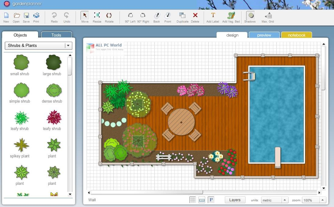 Artifact Interactive Garden Planner 3.7 Free Download ...