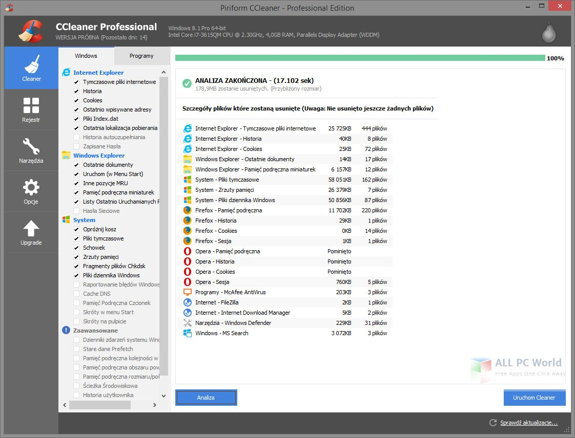 CCleaner Professional Plus 5.2