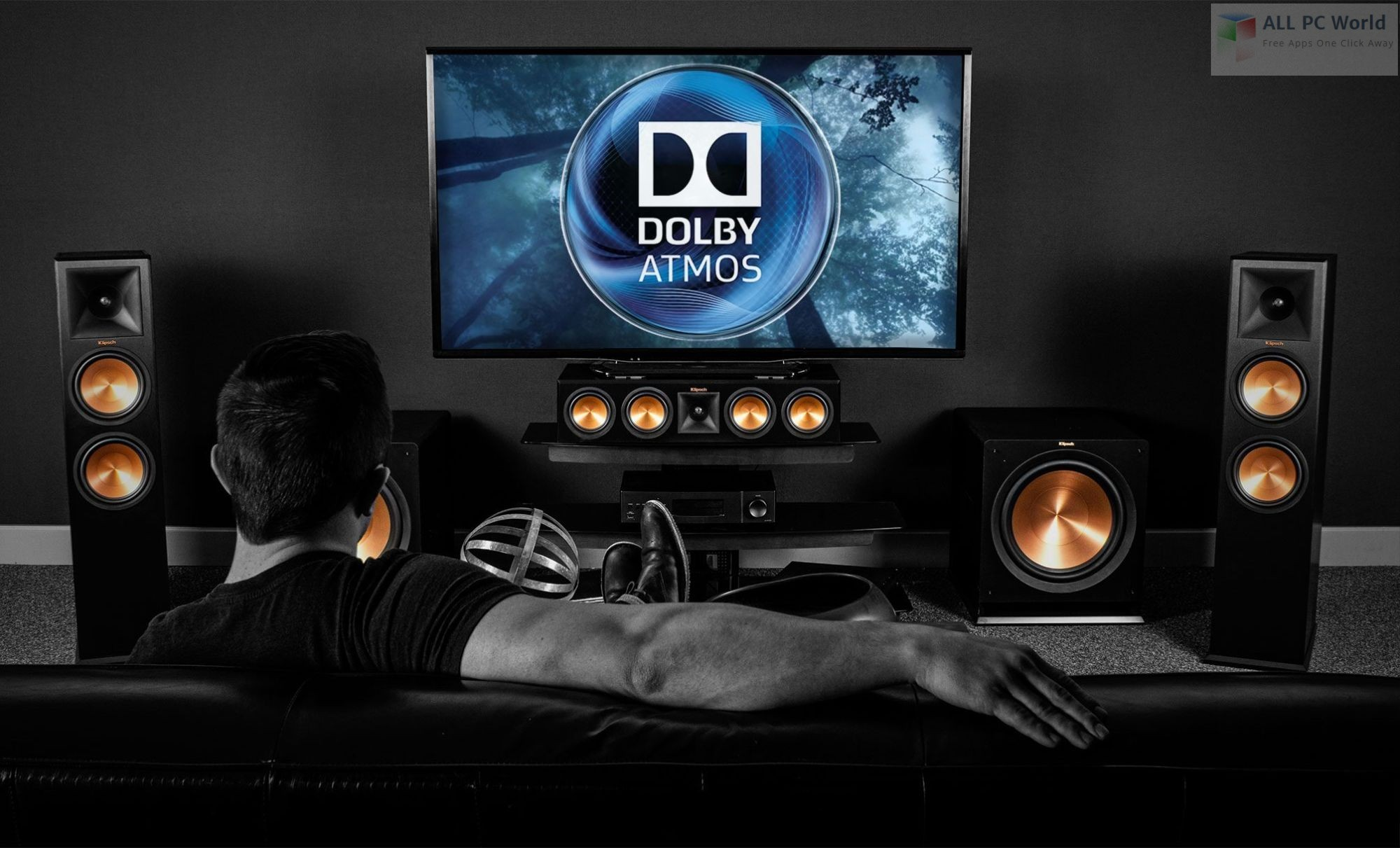 Dolby Atmos Control Panel
