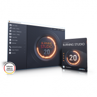 Download Ashampoo Burning Studio 20