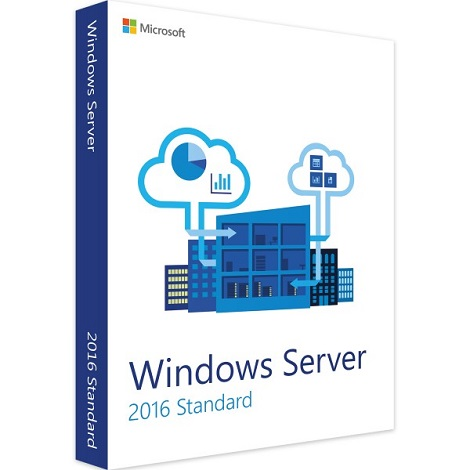 Download Windows Server 2016 x64 VL Dec 2018 Free