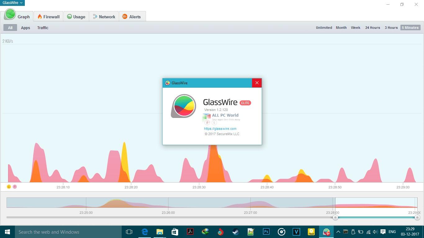 GlassWire Elite 2.1