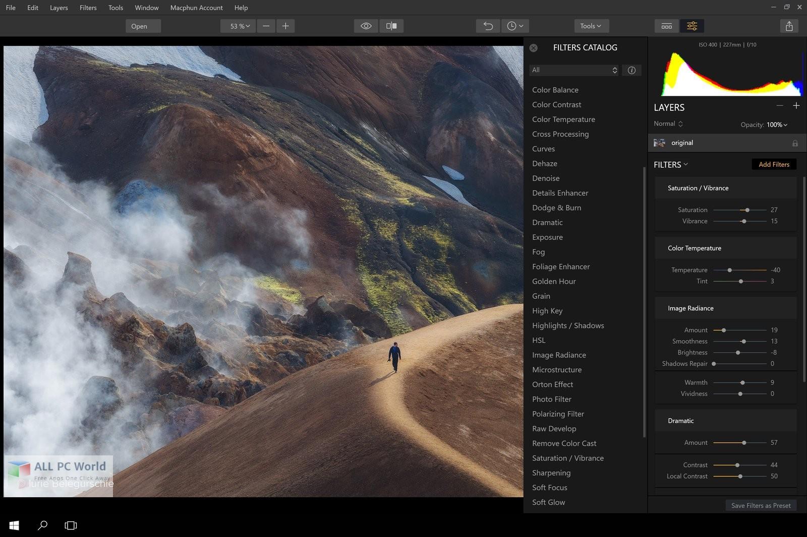 Luminar 3.0 Free Download