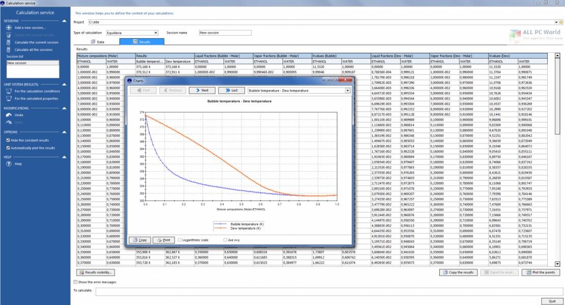 ProSim Simulator Thermodynamics 2.0