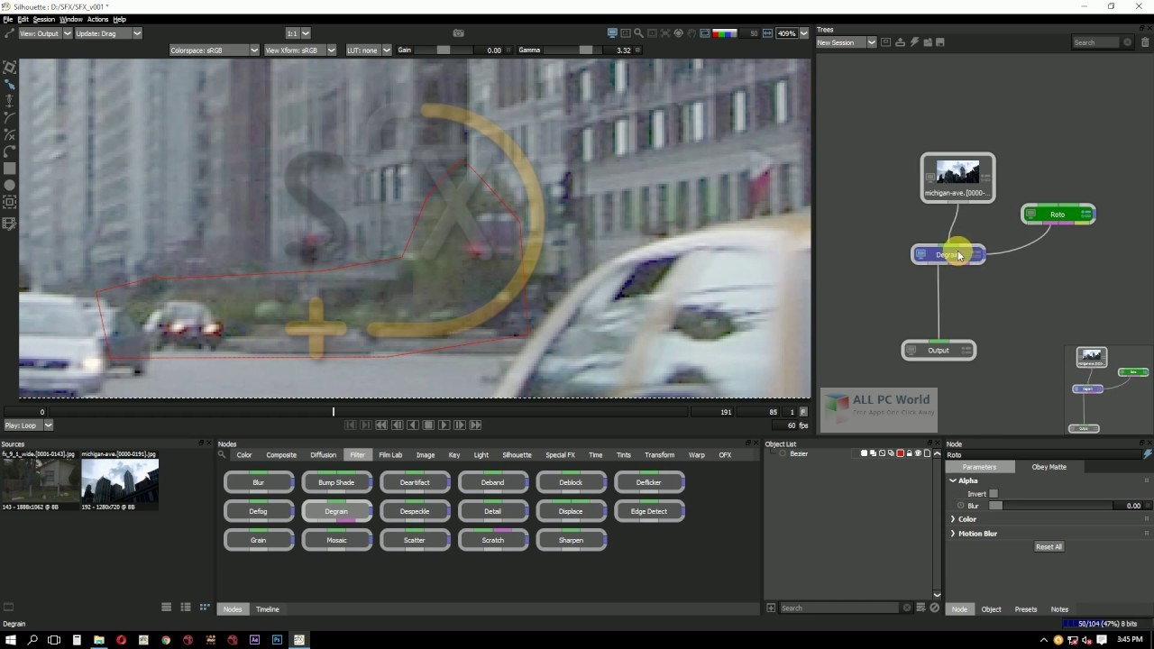 SilhouetteFX Silhouette 7.0