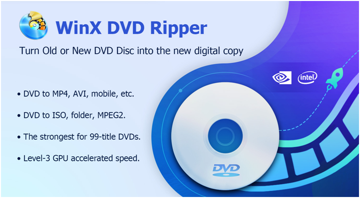 WinX DVD Ripper Platinum 8.8.1 Free Download