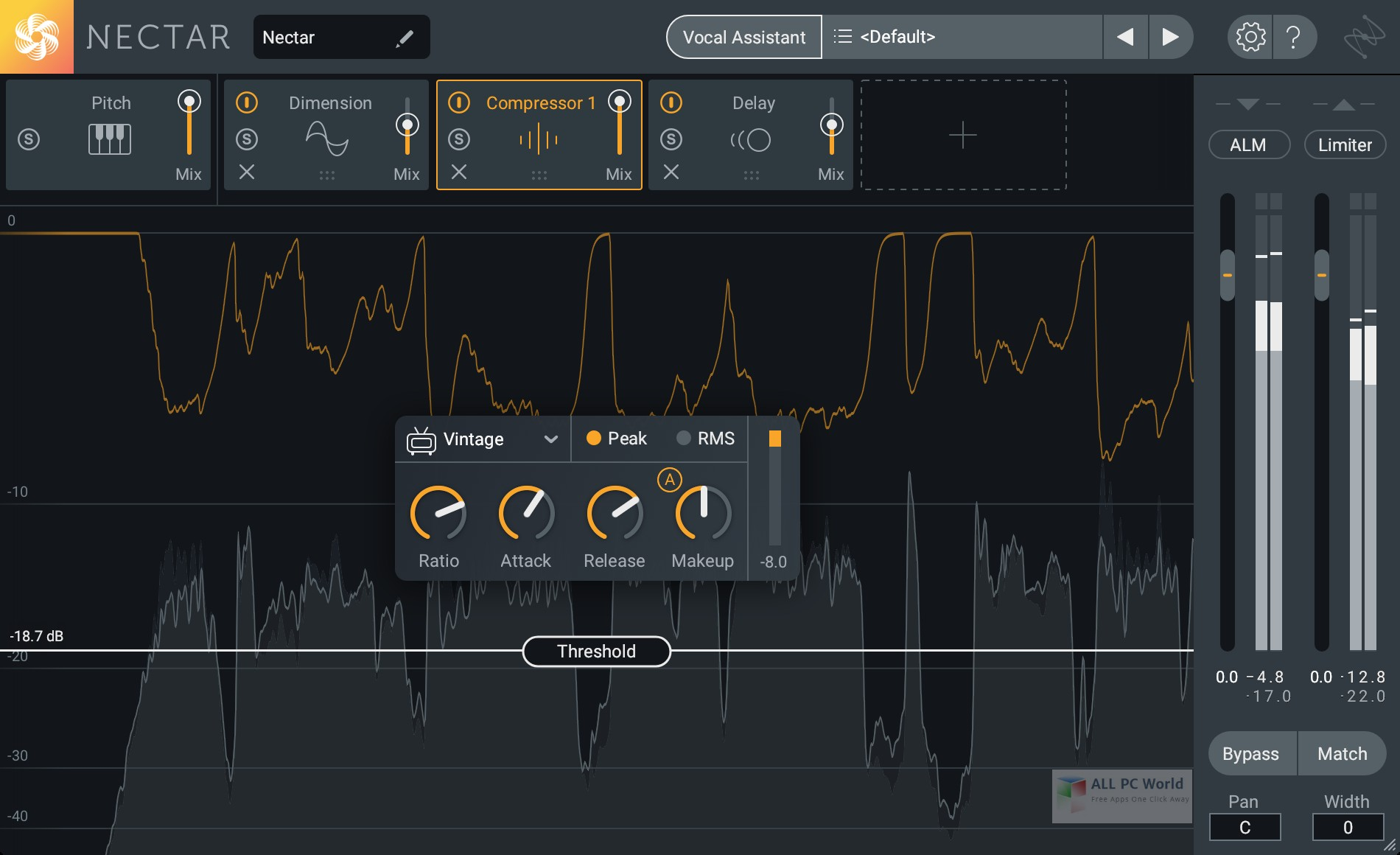 iZotope Nectar 3 Free Download - ALL PC World