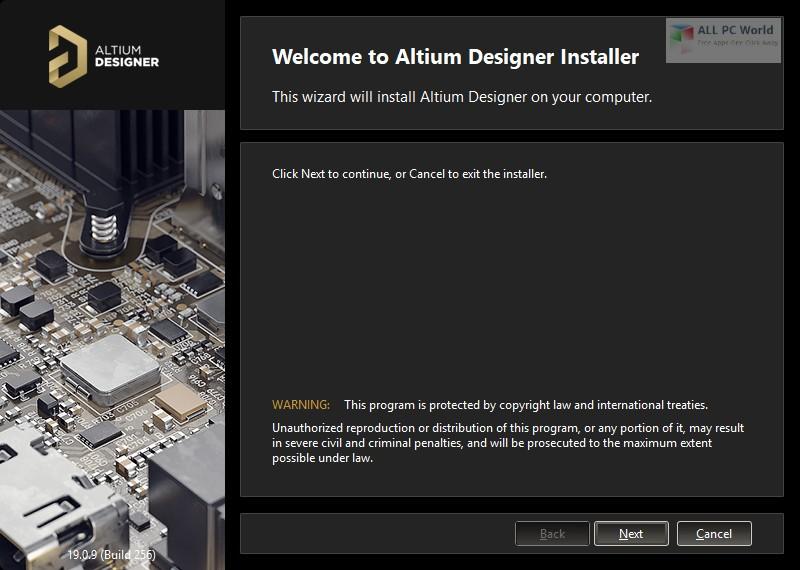 Altium Designer 19 0 Free Download - ALL PC World