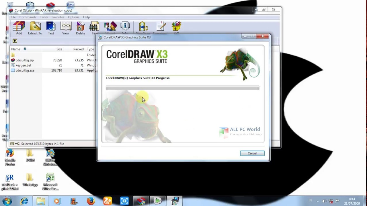 download keygen corel draw x3 gratis