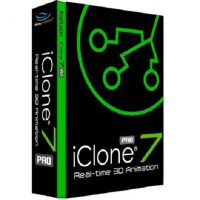 Download Reallusion iClone Pro 7.4
