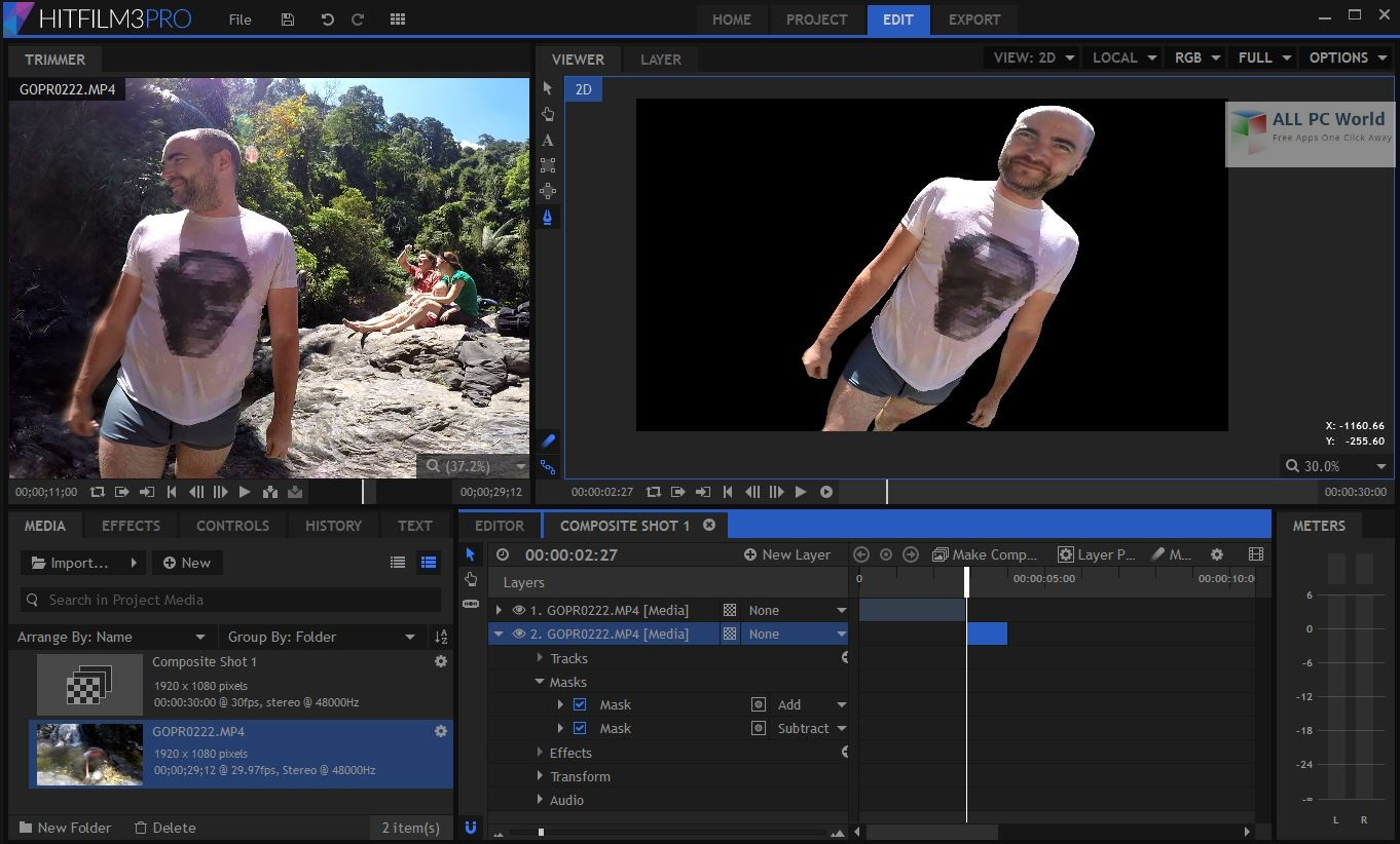 Image result for FXhome HitFilm Pro 2020