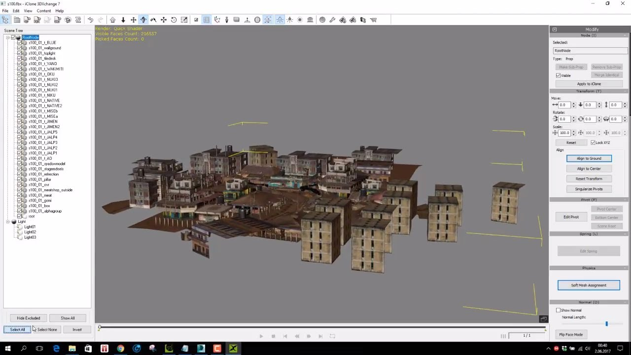 Reallusion 3DXchange 7.4