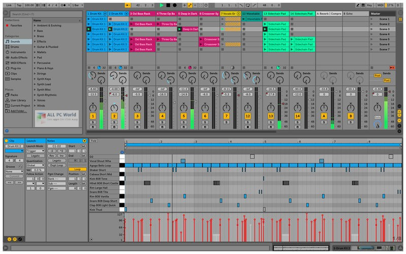 Ableton Live Suite 10.0