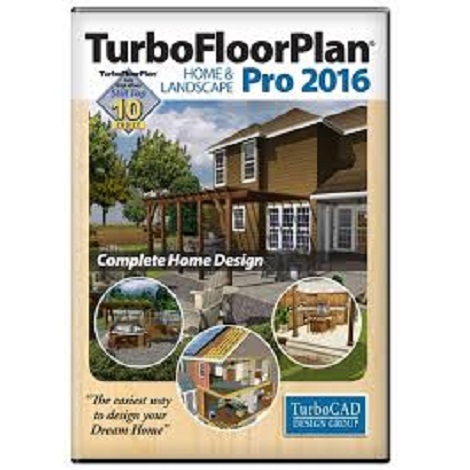 Download IMSI TurboFloorPlan Home & Landscape Pro 2016 v18.0