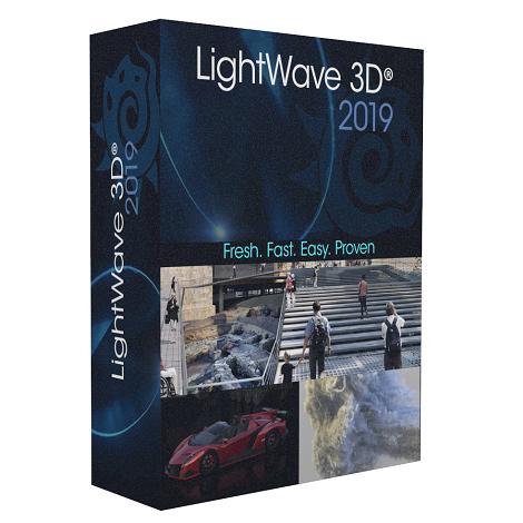 Download NewTek LightWave 3D 2019