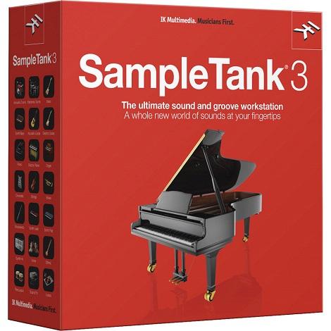 Download SampleTank VST 3.7