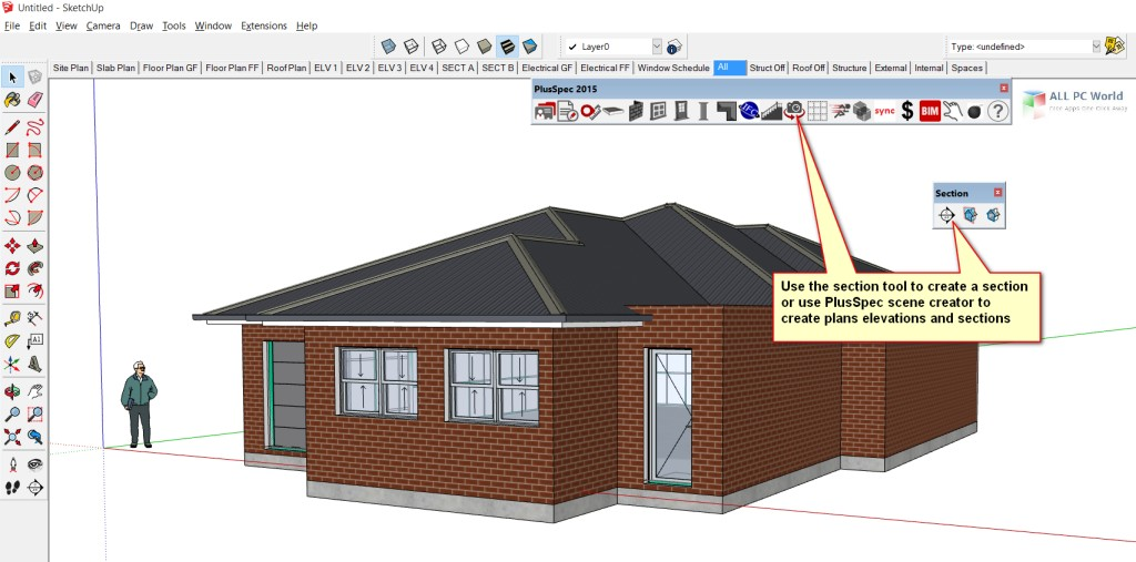 SketchUp Pro 2019 v19.0 Free Download