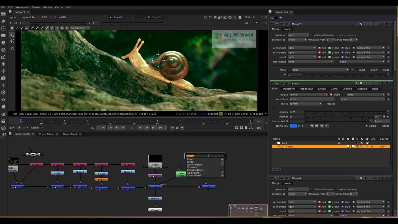 The Foundry Nuke Studio 11 3 Free Download - ALL PC World