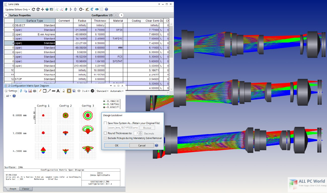 Zemax Opticstudio 18 4 Free Download All Pc World