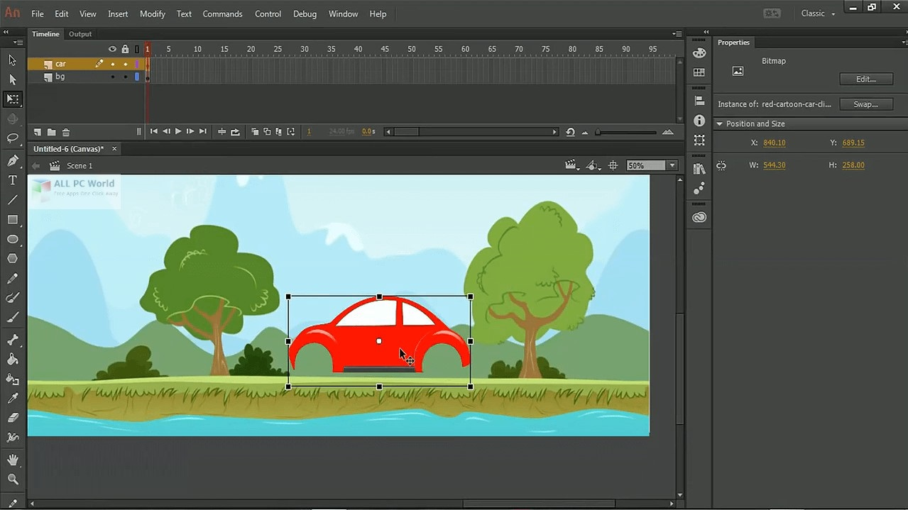 Adobe Animate CC 2018 19.2 Free Download