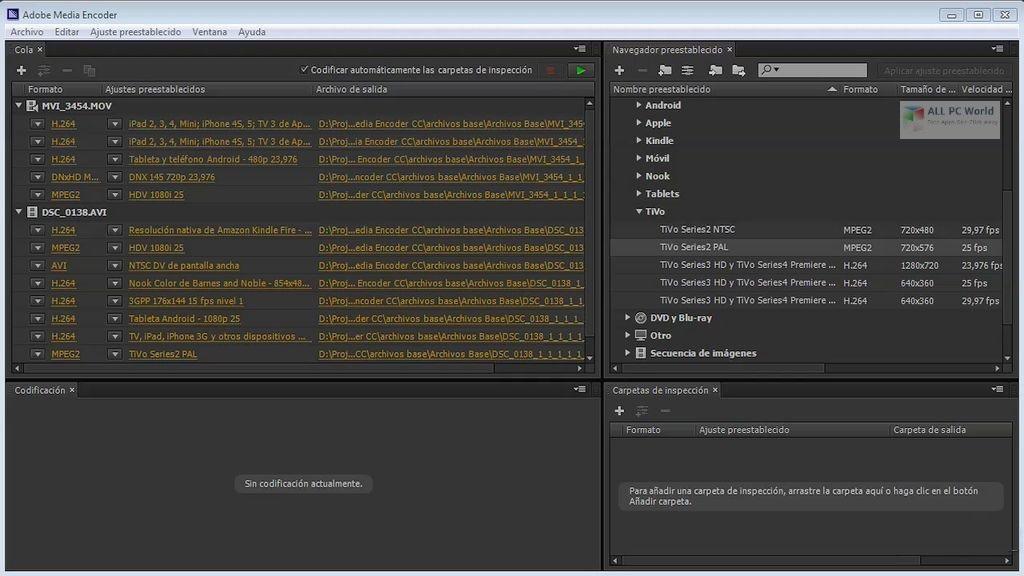 Adobe Media Encoder CC 2019 v13 1 Free Download - ALL PC World