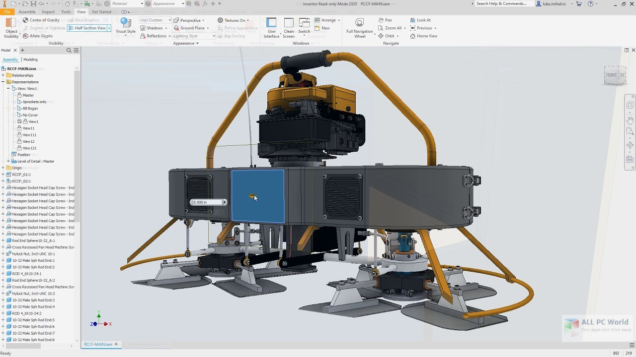 Autodesk Inventor Professional 2020 Free Download - ALL PC World