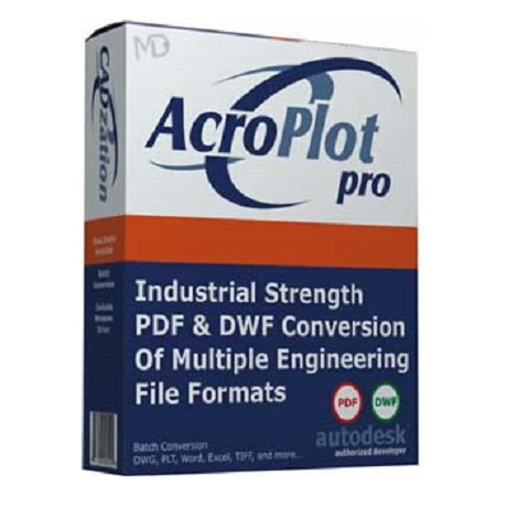Download CADzation AcroPlot Pro 2009
