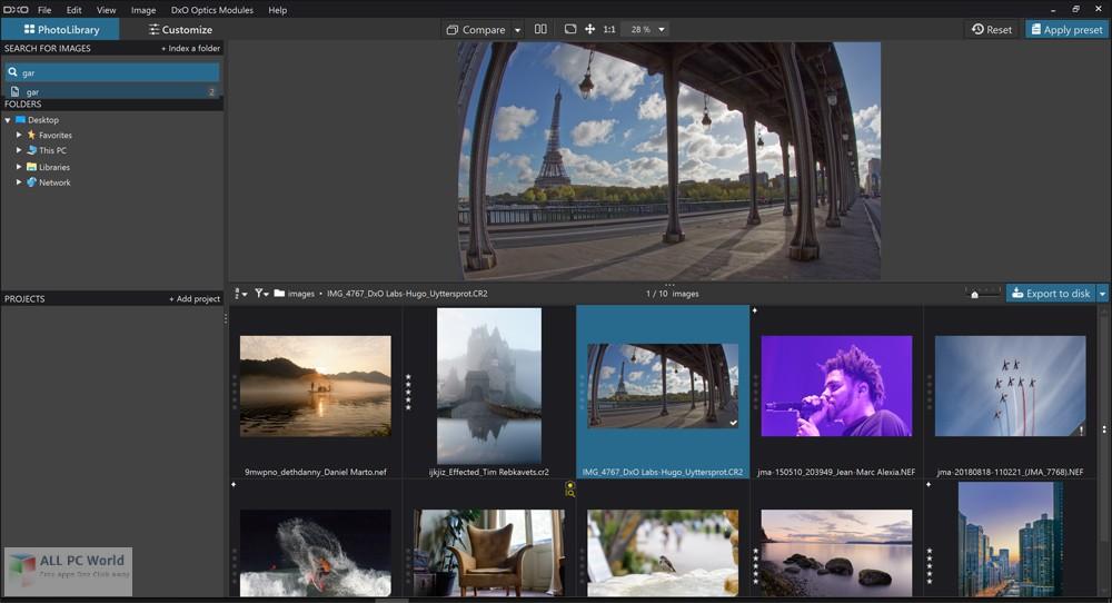 DxO PhotoLab 2.2 Elite Free Download