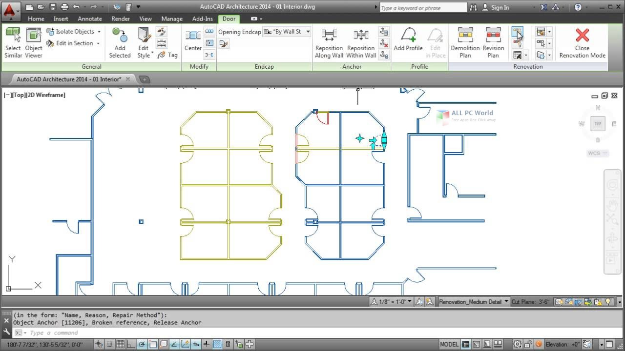 AutoCAD Architecture 2014 Free Download - ALL PC World