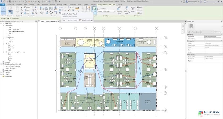 Autodesk Revit 2020 Free Download - ALL PC World