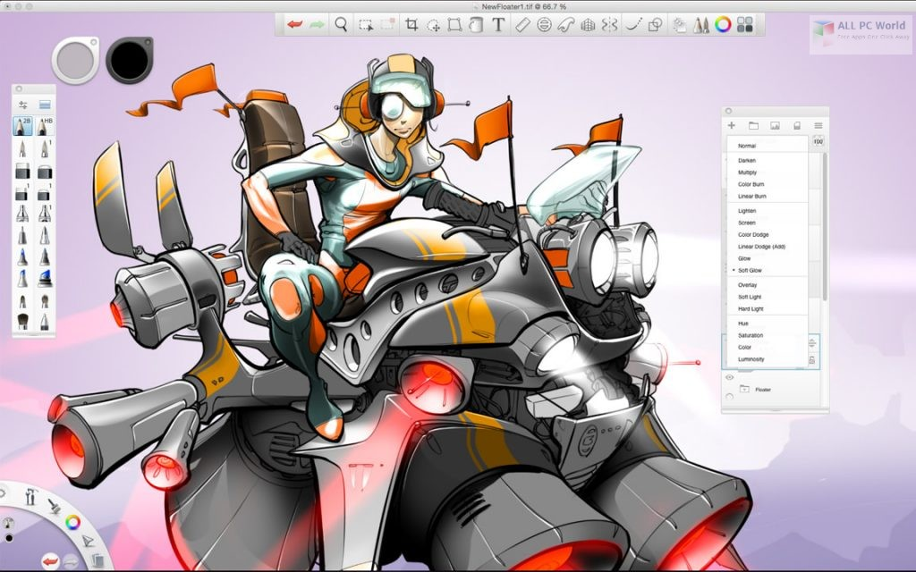 Autodesk Sketchbook Pro 2020 Free Download All Pc World