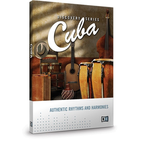 Download Native Instruments Discovery Series Cuba Kontakt