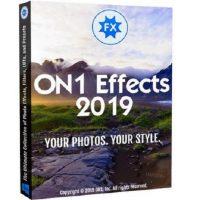 Download ON1 Effects 2019 v13.2