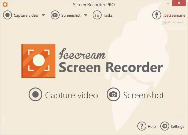 IceCream Screen Recorder 5.9